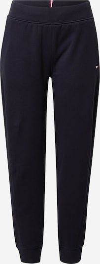 Tommy Sport Sports trousers in dark blue / red / white, Item view