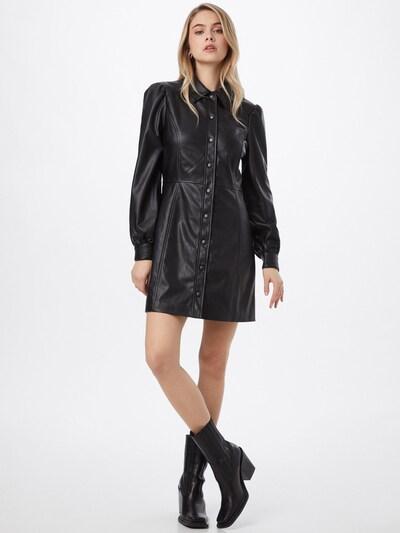 mbym Kleid in schwarz, Modelansicht