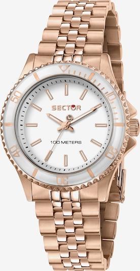 SECTOR Uhr in rosegold, Produktansicht