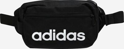 ADIDAS PERFORMANCE Gürteltasche in schwarz / weiß, Produktansicht