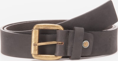 BA98 Ledergürtel in schwarz, Produktansicht