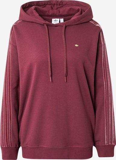 ADIDAS ORIGINALS Sweatshirt i burgunder, Produktvy