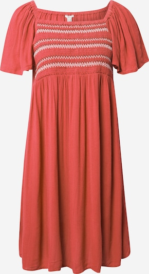 EDC BY ESPRIT Dress in Brown / White, Item view