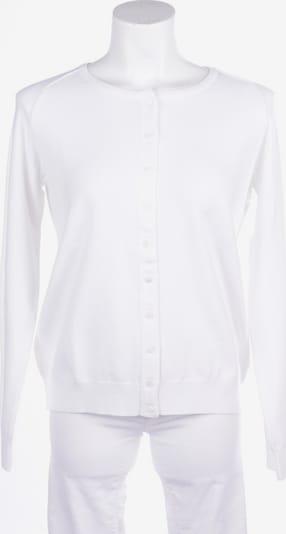 Kathleen Madden Pullover / Strickjacke in XL in weiß, Produktansicht
