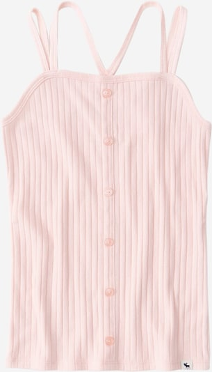 Abercrombie & Fitch Top 'BUTTONTHRU' in rosa, Produktansicht