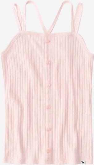 Abercrombie & Fitch Top 'BUTTONTHRU' | roza barva, Prikaz izdelka