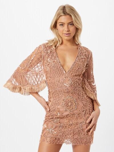 A STAR IS BORN Šaty - měděná / růžově zlatá / starorůžová, Model/ka