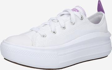 CONVERSE Sneaker 'CTAS MOVE OX' in Weiß