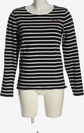 MAISON SCOTCH Sweatshirt in M in rot / schwarz / weiß, Produktansicht