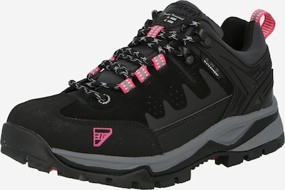 ICEPEAK Low shoe 'Wyot' in Graphite / Pink / Black, Item view