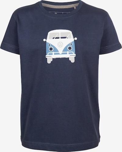 ELKLINE T-Shirt in dunkelblau, Produktansicht