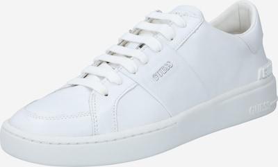 fehér GUESS Rövid szárú edzőcipők 'VERONA', Termék nézet