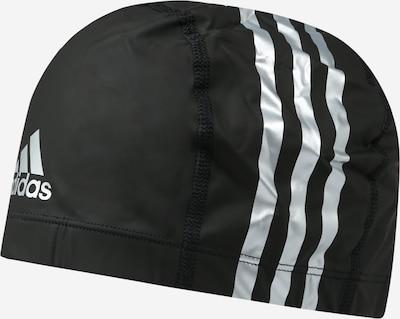 ADIDAS PERFORMANCE Badekappe in schwarz / silber, Produktansicht