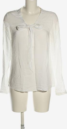 Anne L. Schluppen-Bluse in S in weiß, Produktansicht