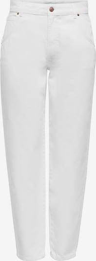 Jeans 'Troy' ONLY pe alb, Vizualizare produs