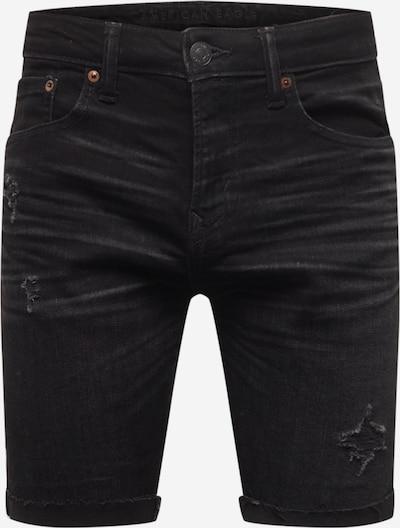 Džinsai iš American Eagle, spalva – juodo džinso spalva, Prekių apžvalga