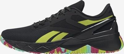 Reebok Sport Chaussure de sport 'Nanoflex' en vert / noir, Vue avec produit