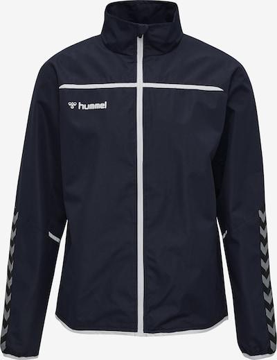 Hummel Functionele jas in de kleur Blauw, Productweergave