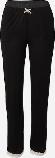 fekete / fehér OVS Pizsama nadrágok, Termék nézet