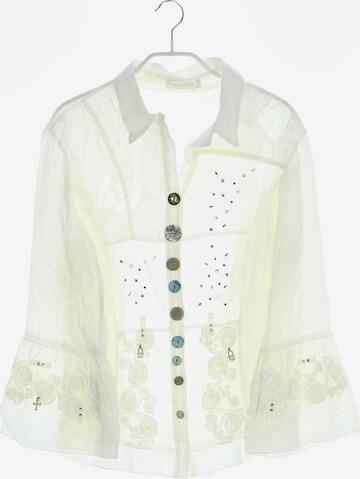 Elisa Cavaletti Blouse & Tunic in M in White