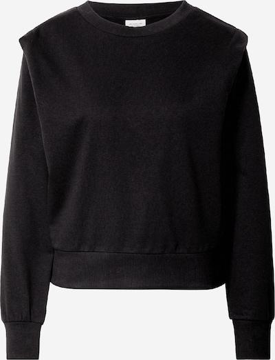 JDY Sweatshirt 'LENKA IVY LIFE' in schwarz, Produktansicht