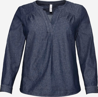 SHEEGO Tunika | temno modra barva, Prikaz izdelka