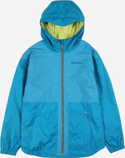 COLUMBIA Sport-Jacke 'Rainy Trails™ ' in blau, Produktansicht