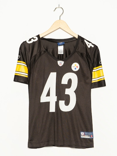 NFL Sporttrikot in L in schwarz, Produktansicht