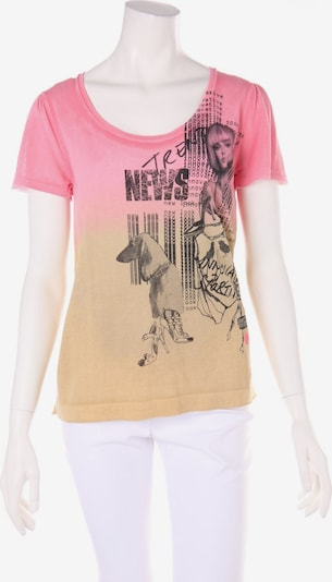 Marc Cain Sports Top & Shirt in L in Curry / Pink, Item view