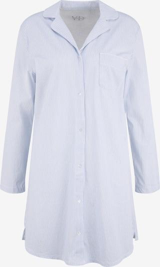 VIVANCE Nachthemd in blau, Produktansicht