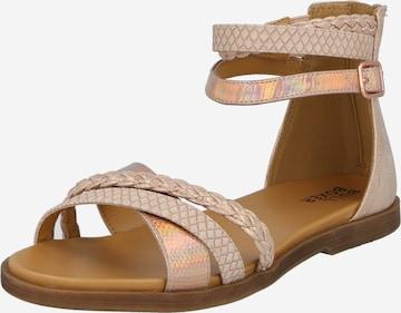 BULLBOXER Sandaal, värv roosa