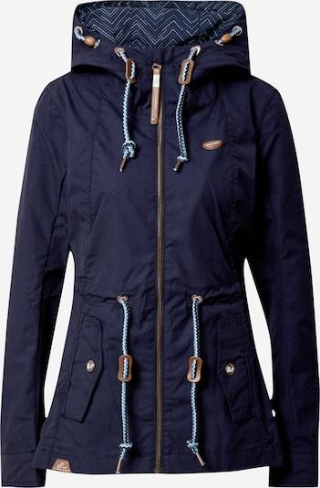 Ragwear Jacke ' Monadis W ' in dunkelblau, Produktansicht