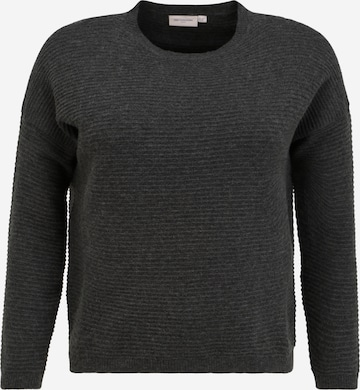 Pull-over 'KARIA' ONLY Carmakoma en gris