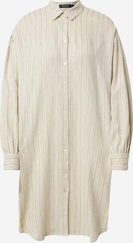 SOAKED IN LUXURY Kleid 'Jules' in Beige
