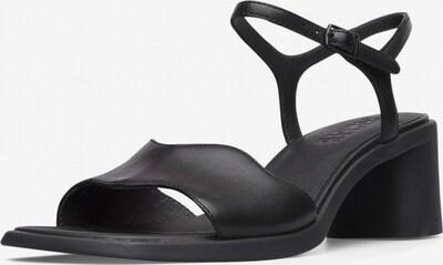 CAMPER Sandalen met riem in de kleur Zwart, Productweergave