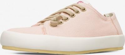 CAMPER Baskets basses 'Peu Rambla' en rose pastel, Vue avec produit