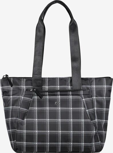 GERRY WEBER Handtasche in schwarz / weiß, Produktansicht