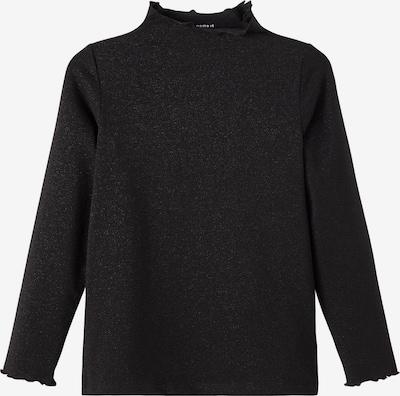 NAME IT Shirt 'Rikort' in schwarz, Produktansicht