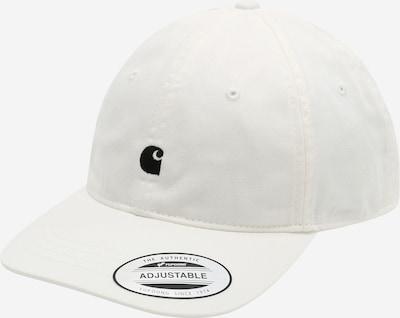 Carhartt WIP Cap 'Madison' in Black / White, Item view