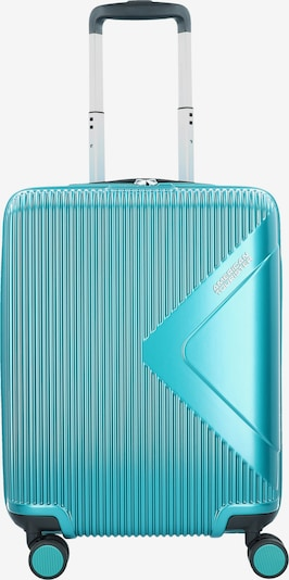 American Tourister Trolley 'Modern Dream' in blau, Produktansicht
