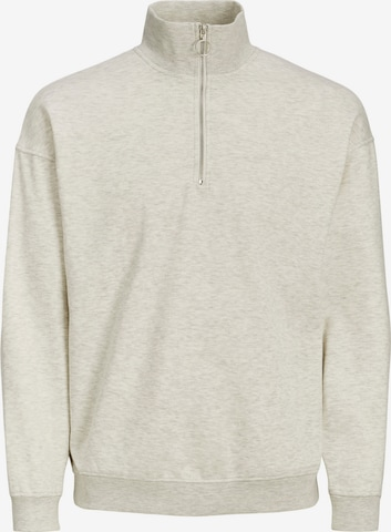 JACK & JONES Sweatshirt 'Brink' in Weiß