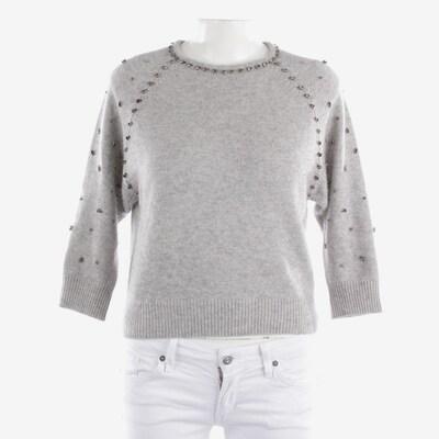 Allude Pullover in S in grau, Produktansicht