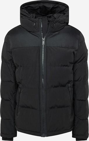 Veste d'hiver DKNY en noir