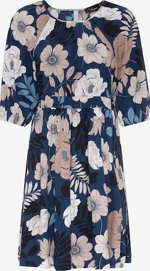 HALLHUBER Kleid in blau / pink / weiß, Produktansicht