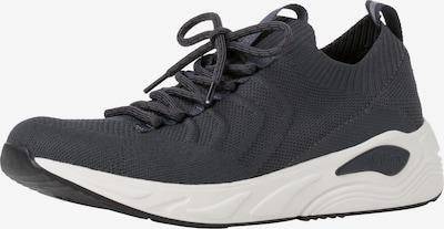 Sneaker low s.Oliver pe albastru marin / alb, Vizualizare produs