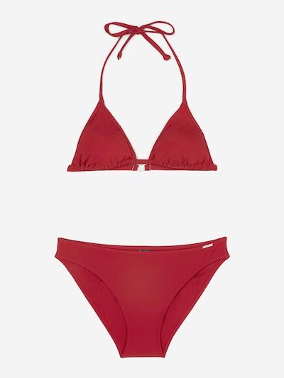Marc O'Polo Bikini ' Solids ' in Dark red, Item view