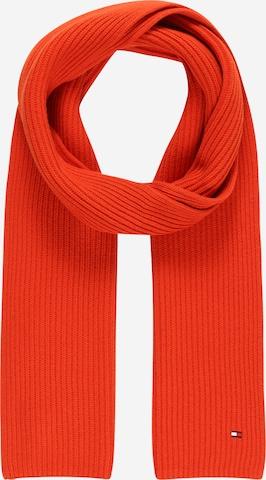 Sciarpa di TOMMY HILFIGER in arancione