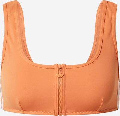 ADIDAS ORIGINALS Bikini Top in orange, Produktansicht