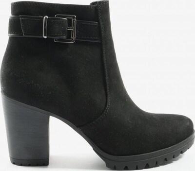 PESARO Reißverschluss-Stiefeletten in 36 in schwarz / silber, Produktansicht