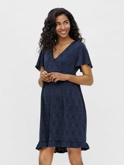 MAMALICIOUS Kleid 'Denise' in navy, Modelansicht